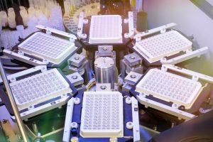 RADIM ELISA Analyzer Instrumente Detail